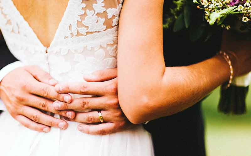 The difference between spiritual wedding ceremony and humanist solemnisers in Ireland