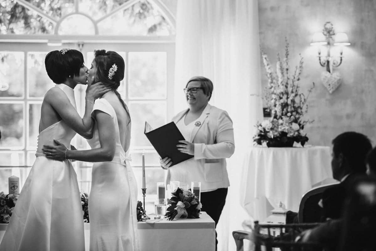 Lesbian Wedding Celebration