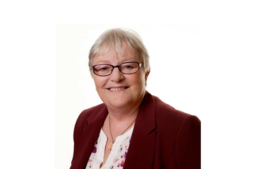 Minister Mary Losty