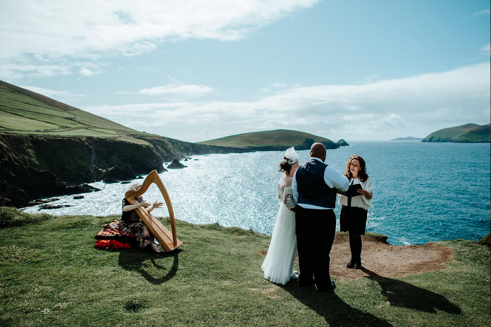 Cliffs of Moher Marry Me In Ireland: Eloping to Ireland for Wedding