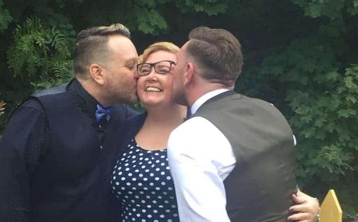 spiritual ceremonies gay couple wedding testimonial ireland