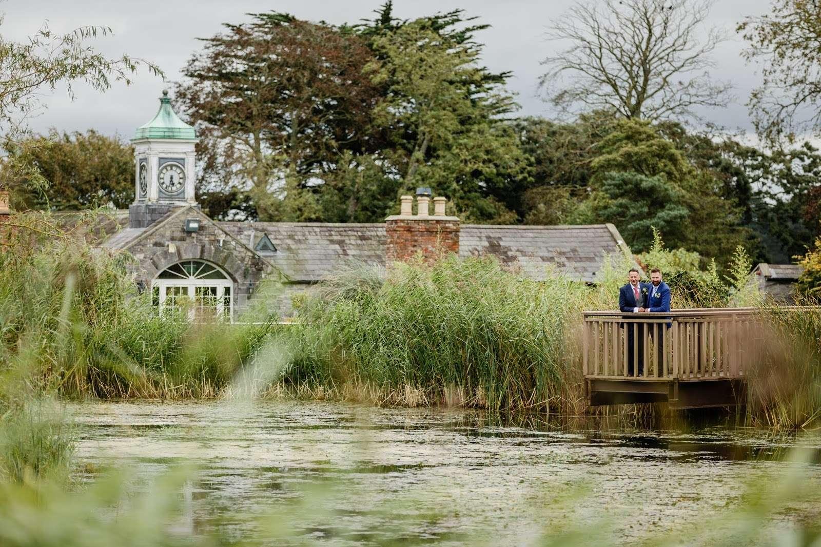 Wedding Stories Reviews Ballymagarvey Village Co Meath Manor house weddings ireland