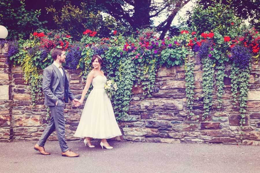 micro weddings ireland best venues Fernhill House Hotel and Gardens