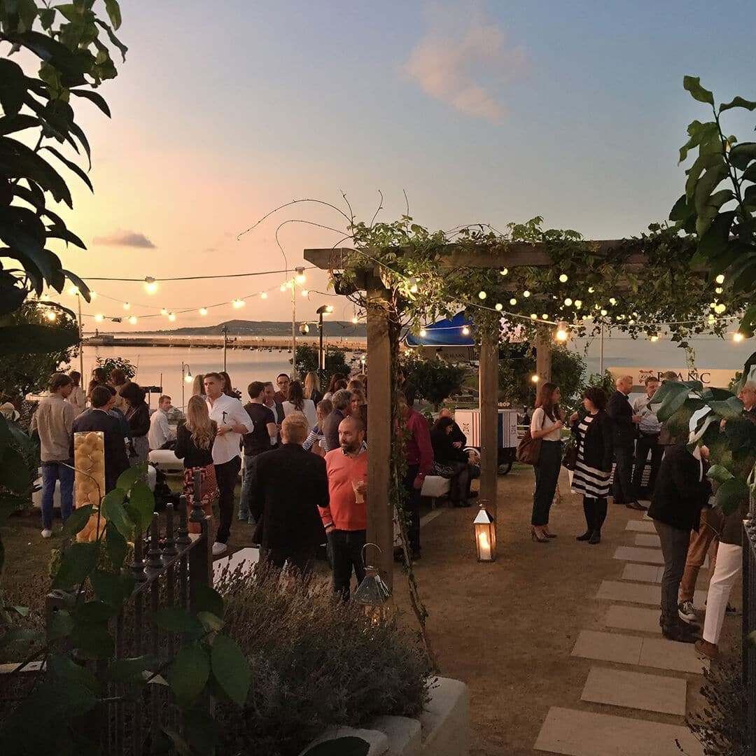 micro weddings ireland best venues haddington house sunset