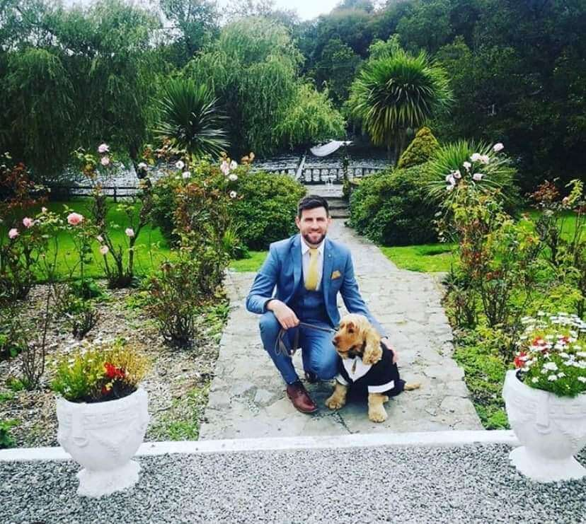 Is it possible to have pets at your wedding in ireland