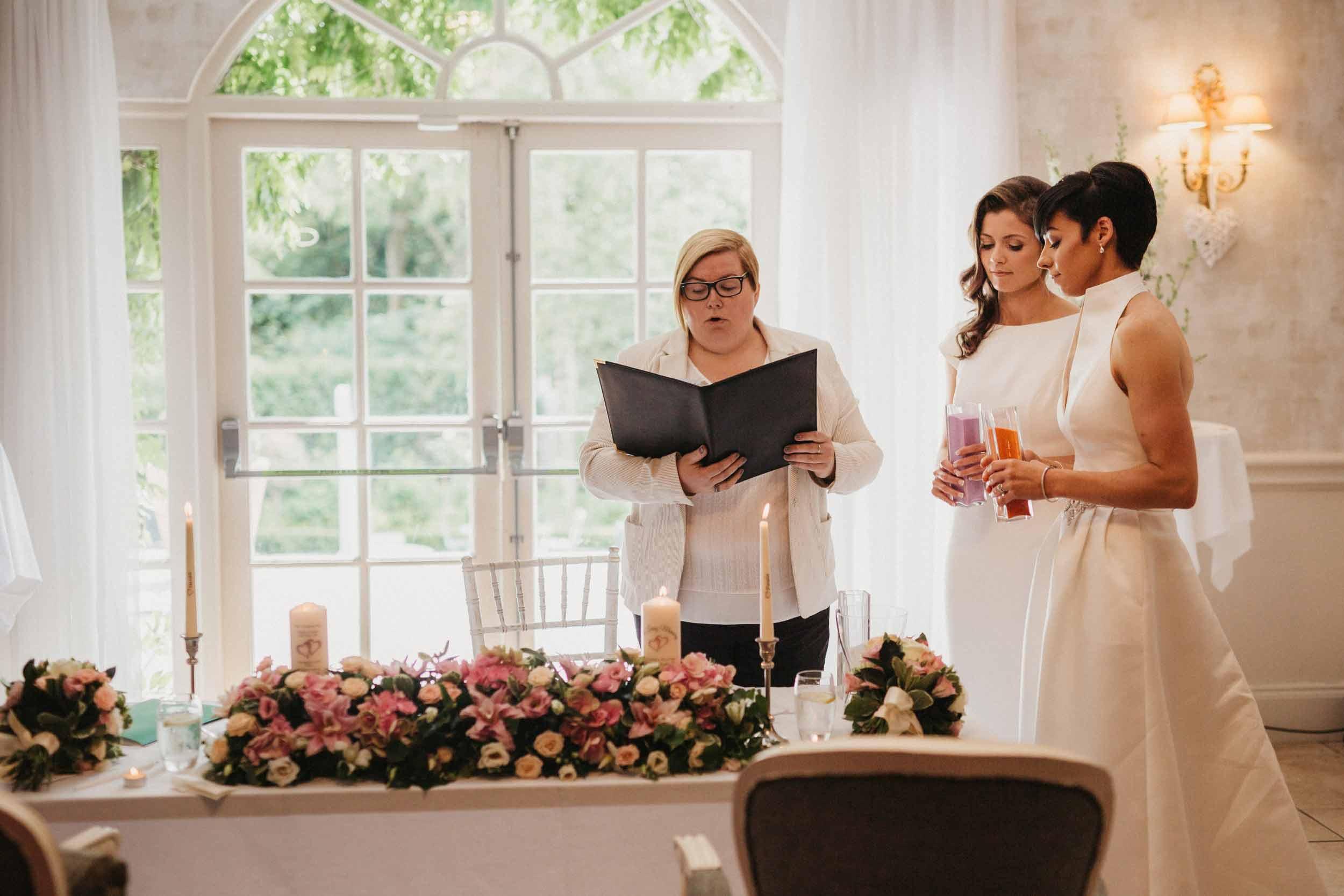 Wedding Celebrant Marriage